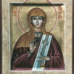 Phoebe, carrier of Paul's letter to the Roman Christians