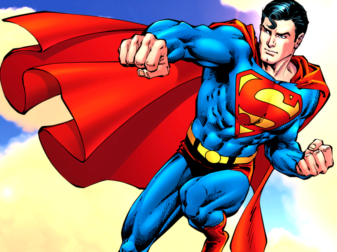 Searching for Superman | Psephizo