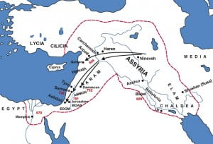 Map-of-Assyrian-Expansion