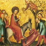 Palm Sunday according to Matthew