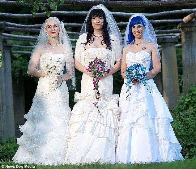 Same sex marriage polygamy