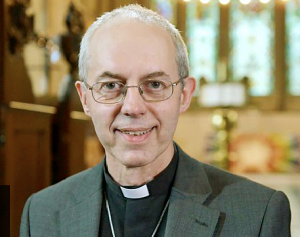 Justin Welby BBC