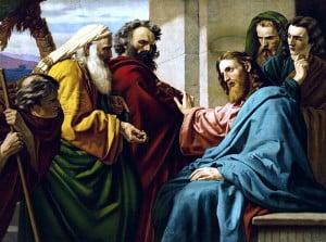 Ernst_Zimmerman_Christ-and-the-pharisees_700