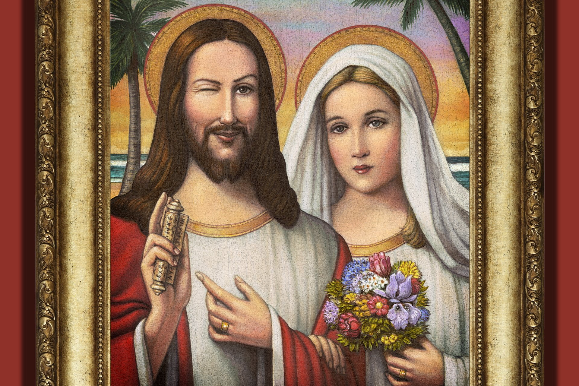judas and jesus relationship with mary
