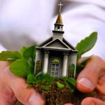 What does church planting achieve?