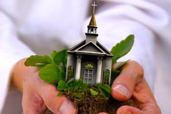 What does church planting achieve?   Psephizo