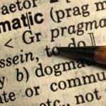 The pragmatics of the sexuality debate