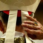 Bishops should throw away their mitres