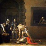What is God doing in the beheading of John the Baptist?