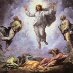 Celebrating the Transfiguration of Jesus