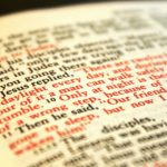 The serious problems with being a Red-letter Christian
