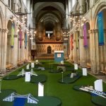 Should cathedrals be used as playgrounds?