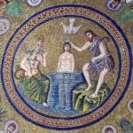The back story to Matthew's account of Jesus' baptism