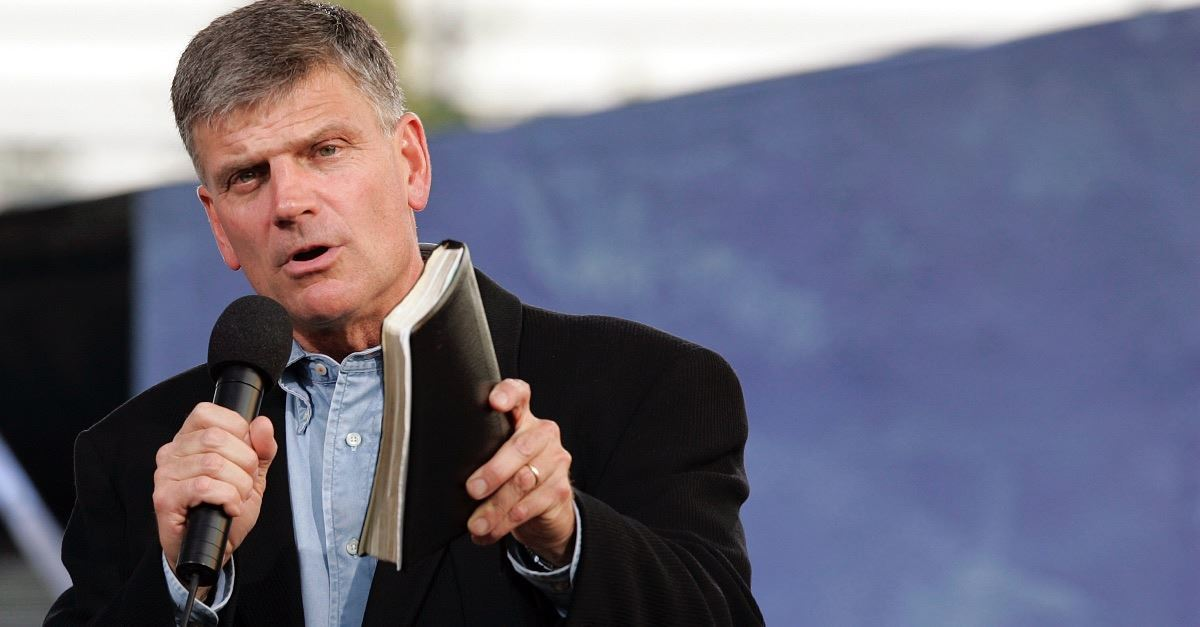 Image result for image of franklin graham