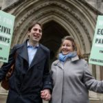 What is going on in the Bishops' comments on Civil Partnerships?