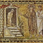 The raising of Lazarus in John 11