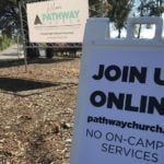 What is the meaning of 'online church'?