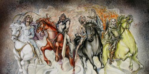 Does the Book of Revelation predict the present crisis? | Psephizo
