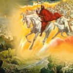 The 'coming' of Jesus in Mark 13