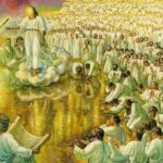 How does Revelation 14 depict the people of God?