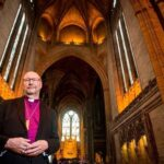 What are Paul Bayes' goals for the church on sexuality?