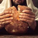 Jesus feeds all who come to him in John 6